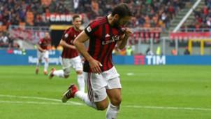 Hakan Calhanoglu Milan Chievo Serie A 03182018