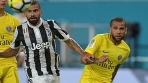 Rincon Dani Alves Juventus PSG