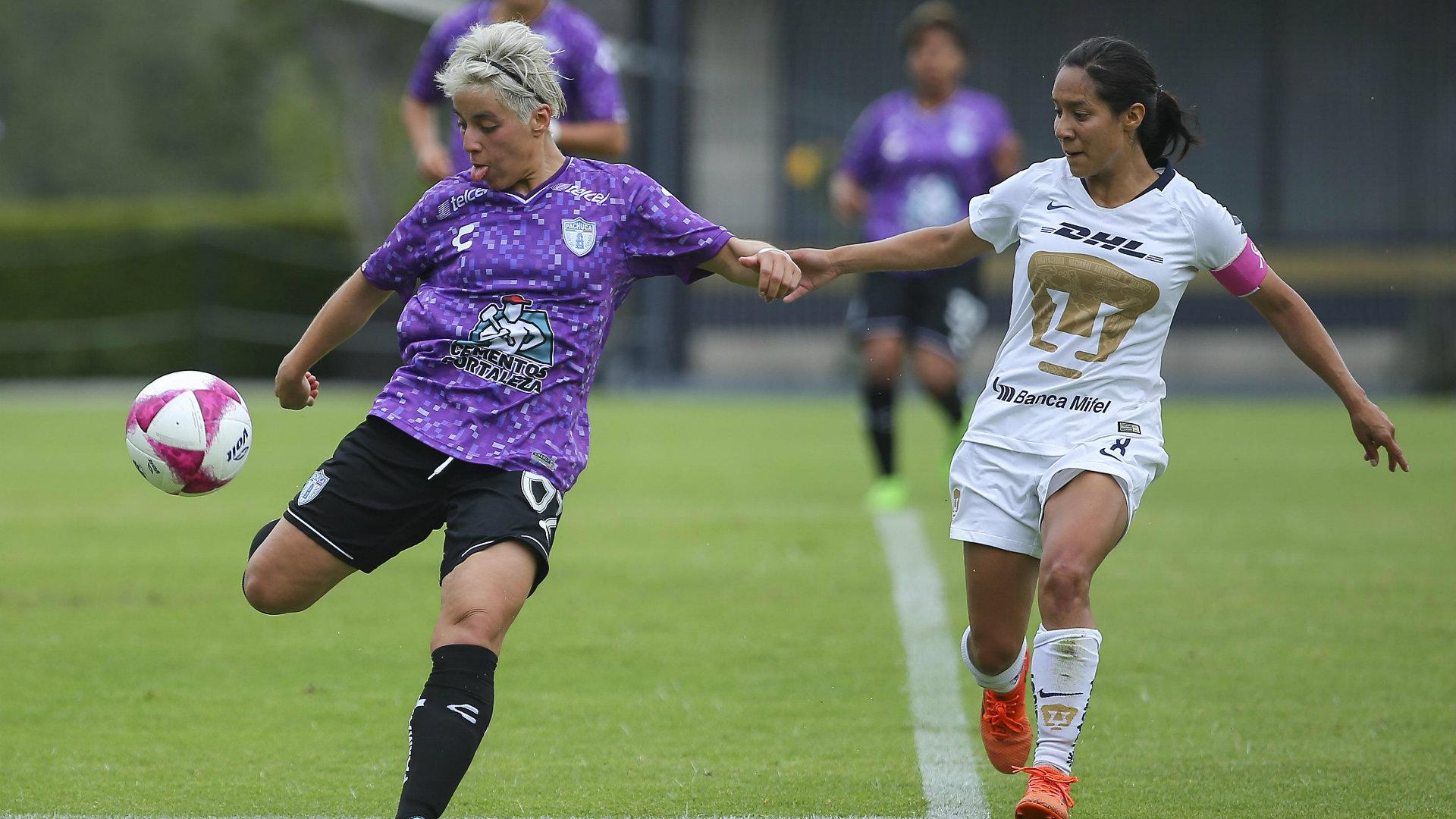 Pumas vs Pachuca Liga MX Femenil