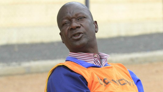 AFC Leopards coach Robert Matano.