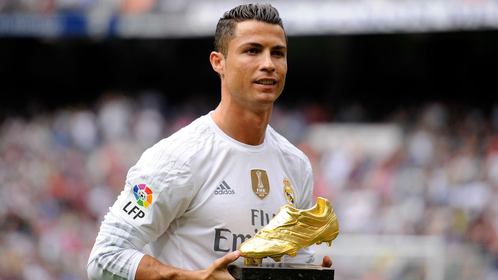 Cristiano Ronaldo Golden Shoe