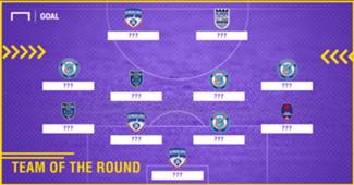 ISL 2017-18 Team of the Round 13