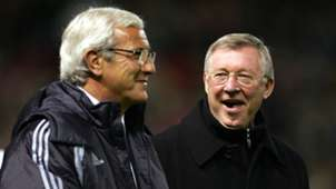 Marcelo Lippi, Sir Alex Ferguson