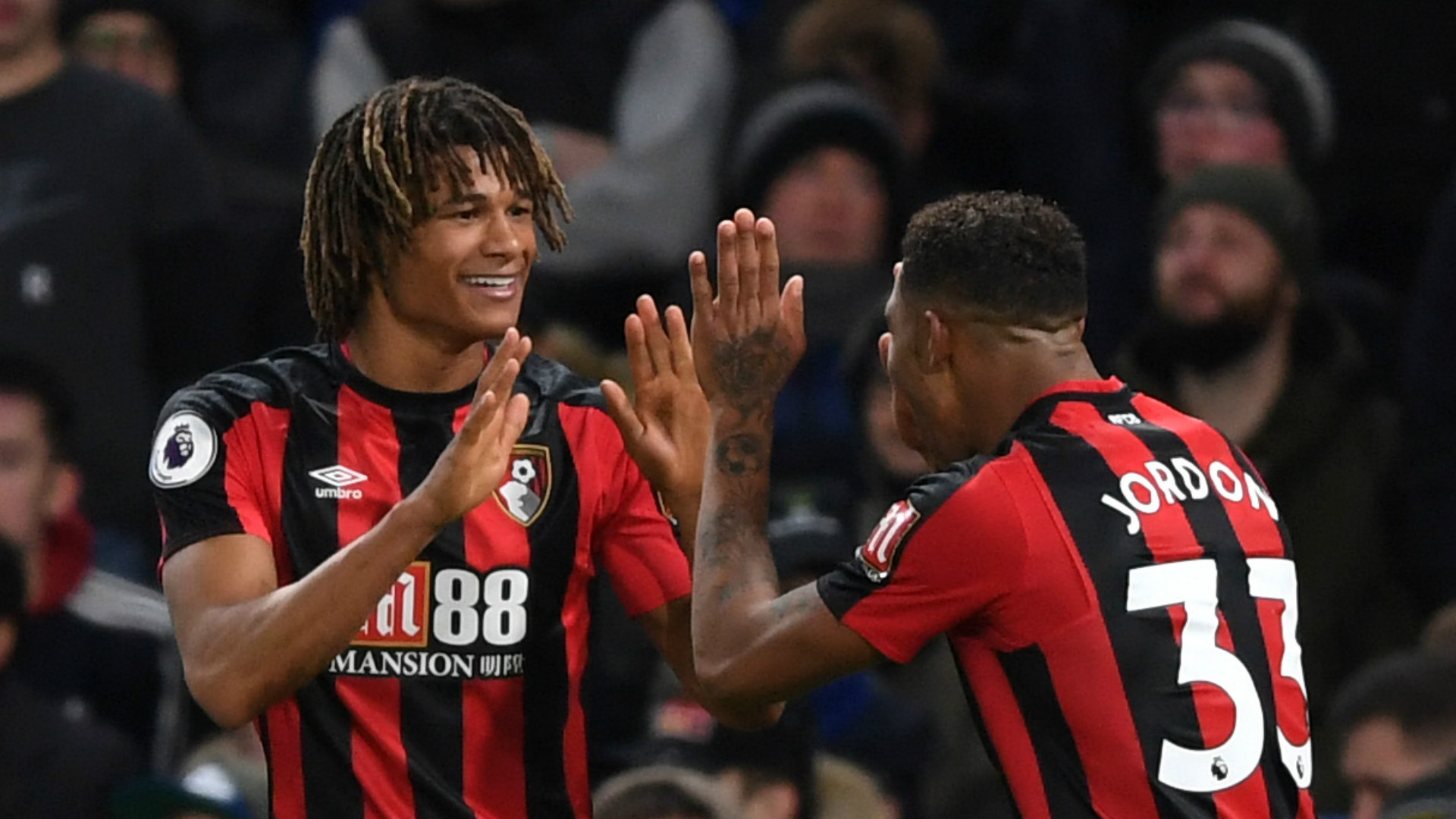 Howe buoyed by Bournemouth winger Stanislas form
