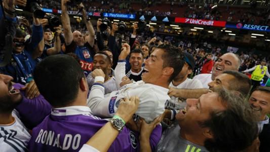 Cristiano Ronaldo Real Madrid Champions League 2016-2017