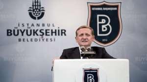 Goksel Gumusdag Basaksehir president