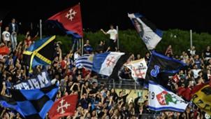 Pisa fans, Serie C, 2017-2018