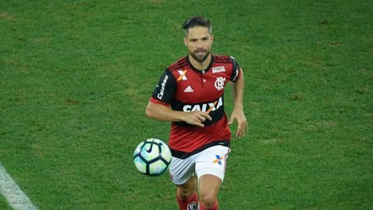 Diego Ribas Botafogo Flamengo Copa do Brasil 16082017