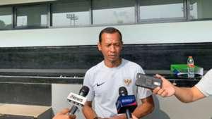 Hendro Kartiko - Pelatih Kiper Timnas Indonesia U-22