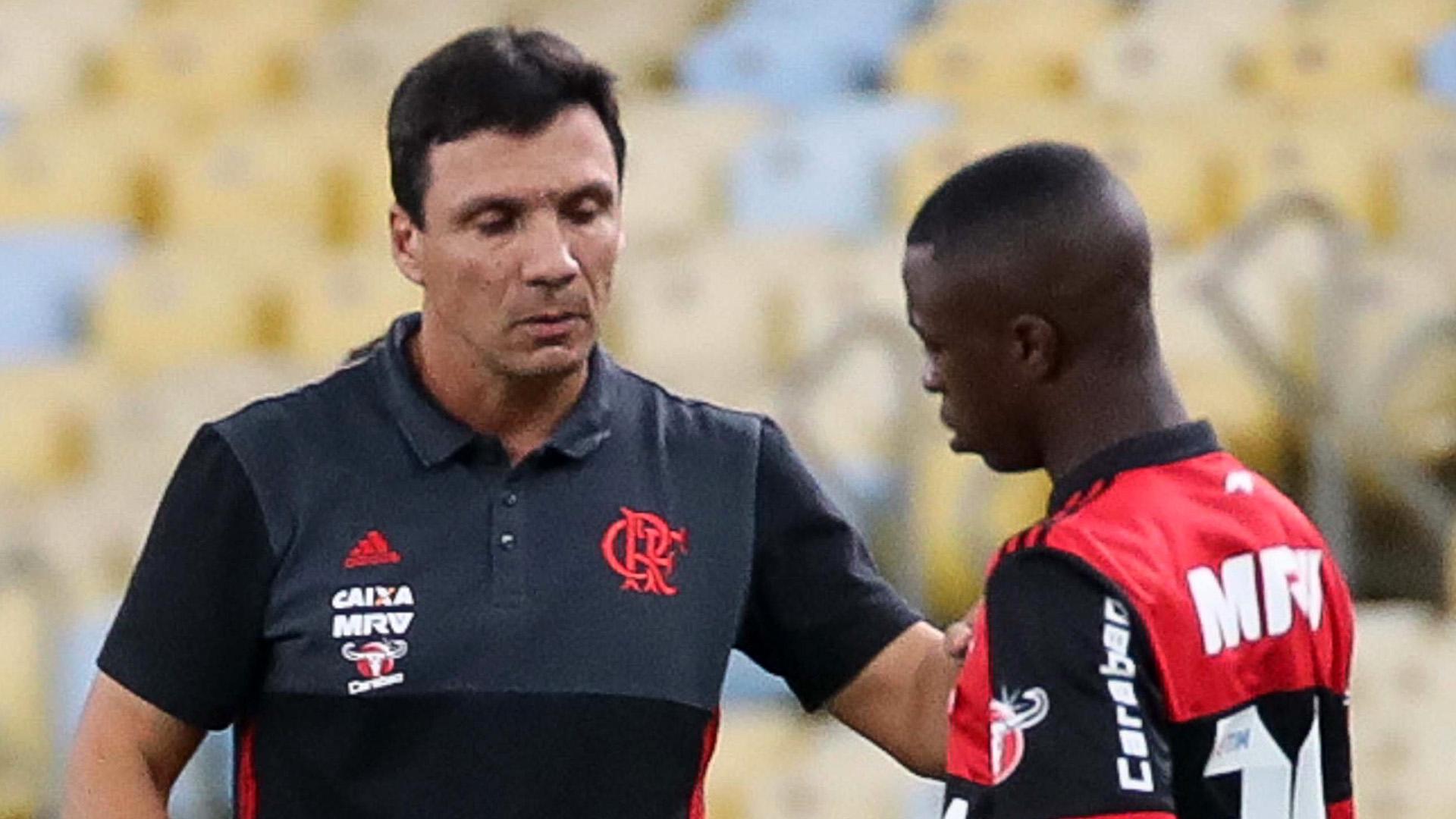 Vinicius Junior Ze Ricardo Flamengo Atletico-MG Brasileirao Serie A 13052017