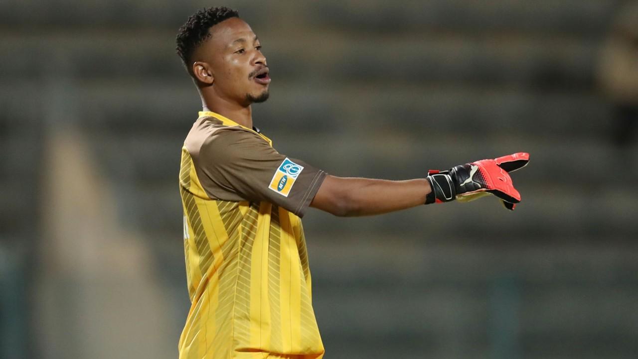 Bongani Mpandle of Maritzburg United