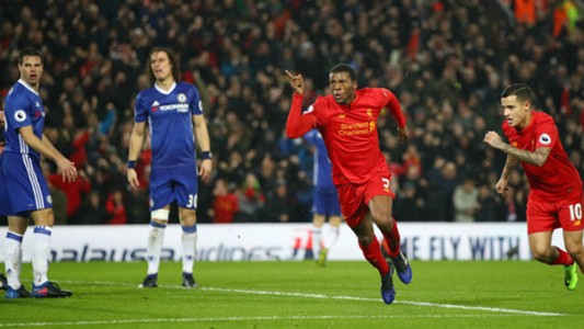 HD Wijnaldum Liverpool celebrate