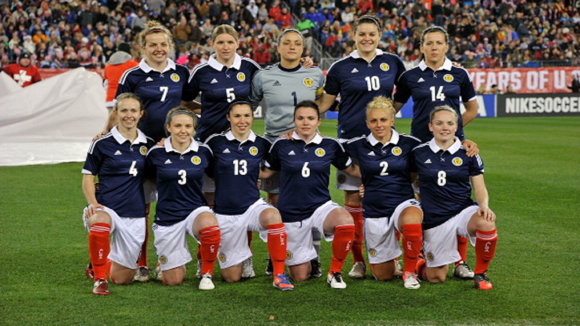 Scotland Women's National team