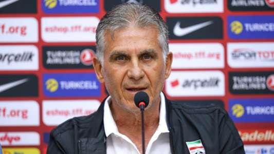 Carlos Queiroz Iran