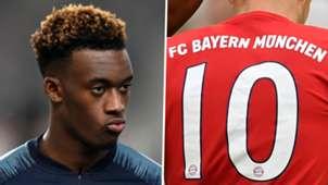 Callum Hudson-Odoi Bayern Munich