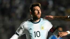 Lionel Messi Argentina Nicaragua