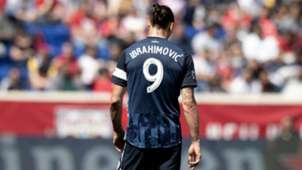 Zlatan Ibrahimovic MLS LA Galaxy 05042019