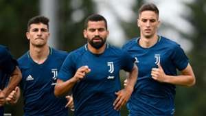 Rodrigo Bentancur Juventus Training 09072017
