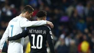 CR7 Neymar 14022018