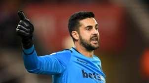 Adam Federici Stoke City
