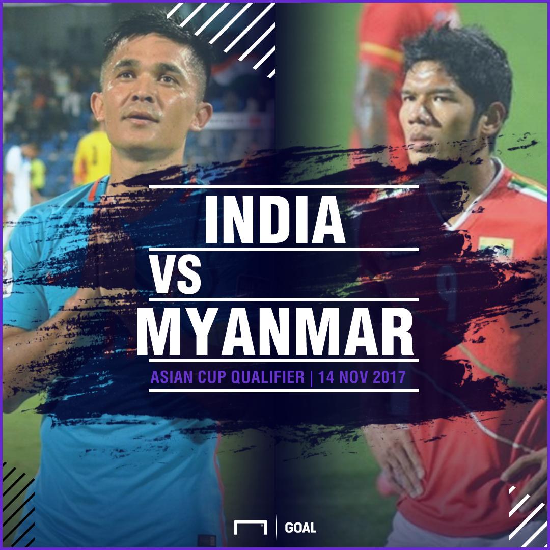 India Myanmar VS PS