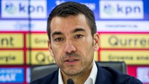 Giovanni van Bronckhorst, Feyenoord, Eredivisie 04022018