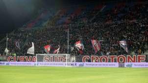 Crotone fans - Ezio Scida