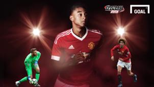 Jesse Lingard Manchester United GFX