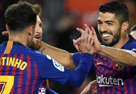 Betting Tips: Barcelona vs Levante
