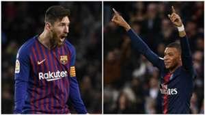 Encore sacré avec le PSG, Mbappé s'attaque maintenant aux chiffres de Messi