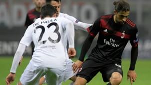 Ricardo Rodriguez Milan Austria Wien Europa League