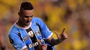 Luan Guilherme Barcelona SC Gremio Copa Libertadores 25102017