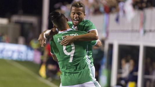 Alan Pulido Gio Dos Santos Mexico Iceland
