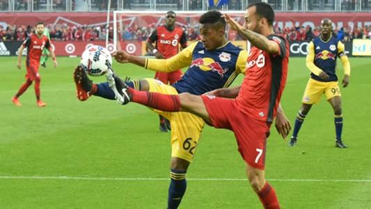 Michael Amir Murillo Victor Vazquez Toronto FC New York Red Bulls MLS