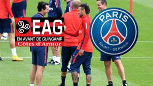 GFX EA Guingamp PSG