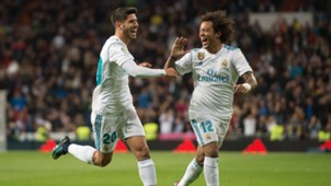 Real Madrid Las Palmas Asensio Marcelo 05112017