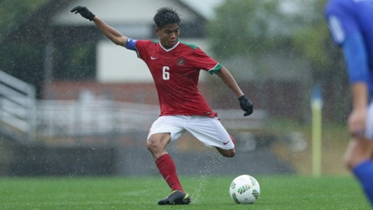 David Maulana - Timnas Indonesia U-16