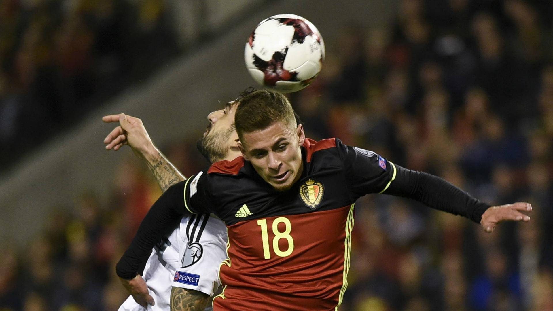 Thorgan Hazard Belgium