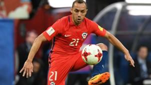Marcelo Diaz Chile Alemania Copa Confederaciones 2017