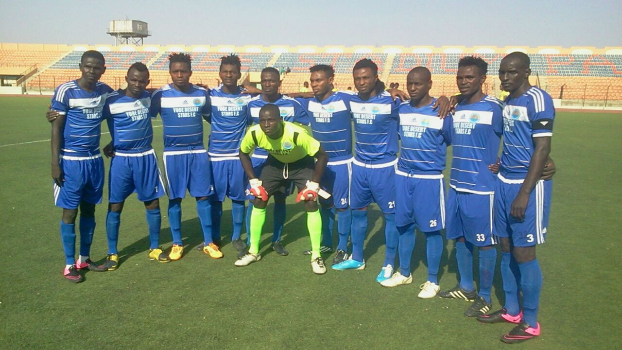 Sunshine Stars Survive Yobe Deserts' Scare to Win 2-1