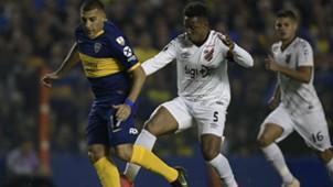 Abila Wellington Boca Athletico Paranaense Copa Libertadores 31072019