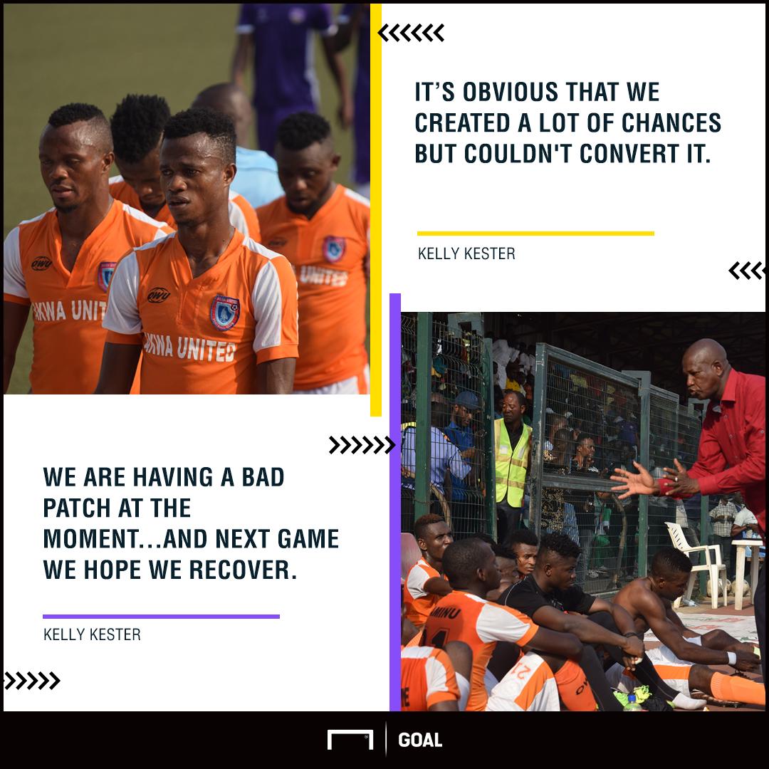 Kester Akwa United PS