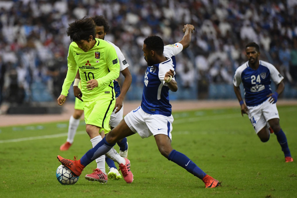 AFC Champions League final - AL Hilal vs Urawa Red Diamonds