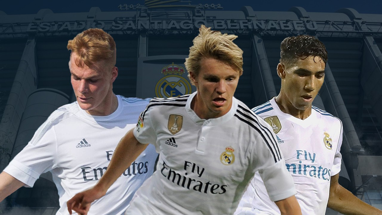 Real Madrid Talente