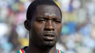 Marc-Vivien Foe of Cameroon portrait