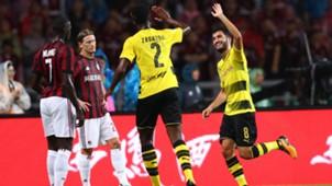 Nuri Sahin Milan-Borussia Dortmund