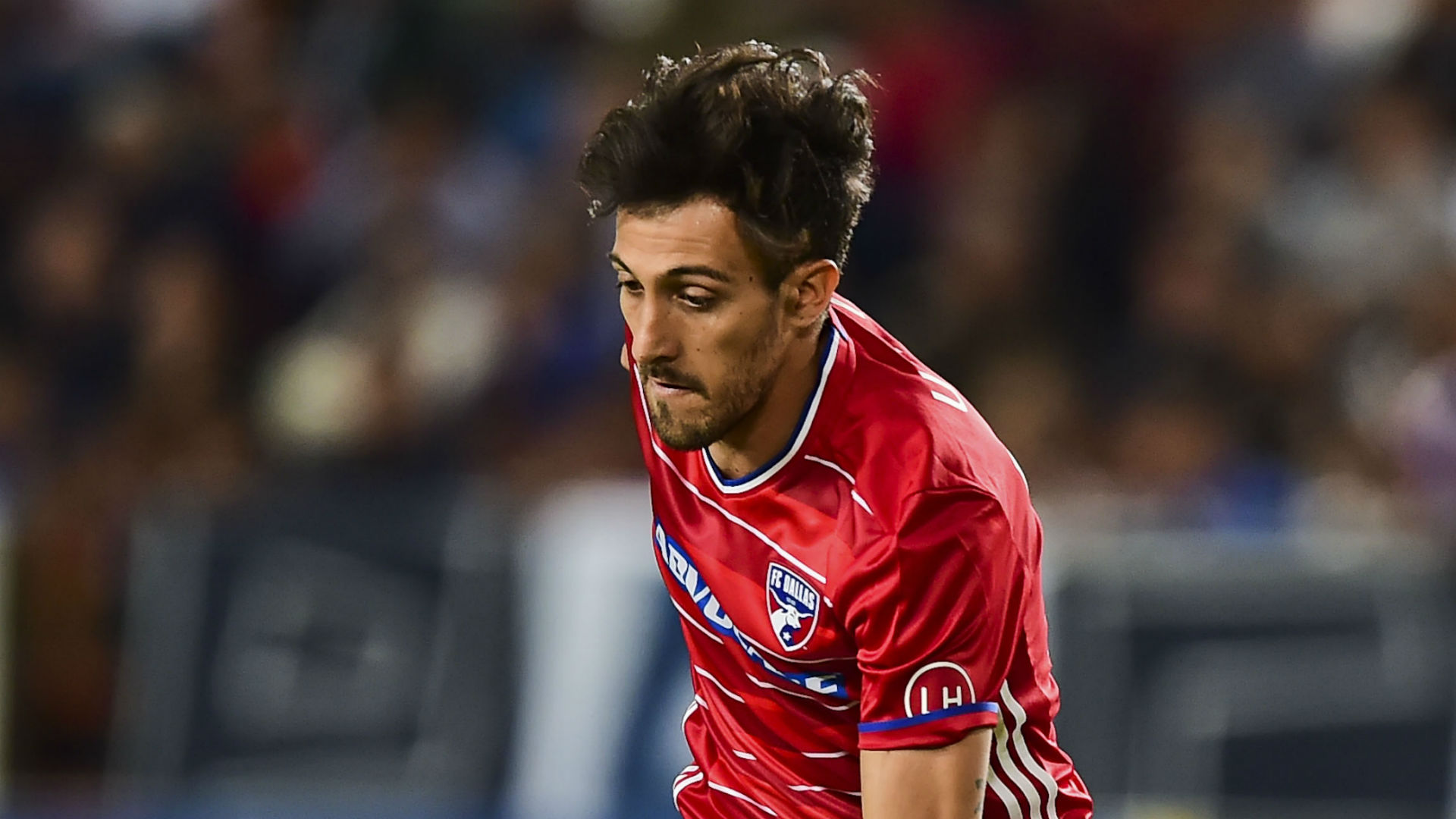 Maximiliano Urruti FC Dallas 2017