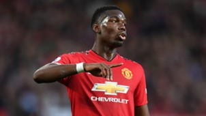 Paul Pogba Manchester United 10082018