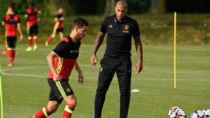 Thierry Henry Eden Hazard Belgium