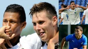 Hoffenheim Youth Selke Süle Amiri Kolasinac